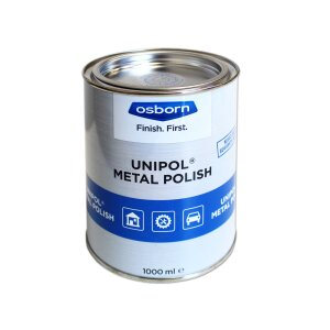 Unipol Metal-Polish, Pflegemittel für Metalle, 1000ml